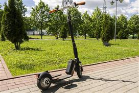 Airwheel Z5 intelligent motorized scooter for sale.