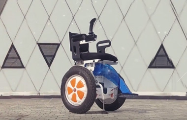Airwheel A6P self balancing wheelchair