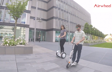 Airwheel S3self balancing electric scooter