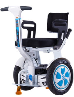 Airwheel A6TS, self-balancing wheelchair