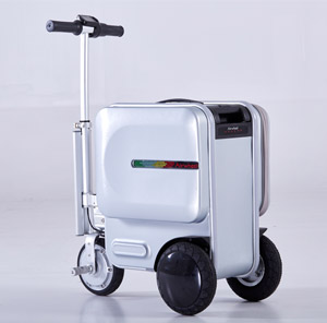 Airwheel SE3 ride on suitcase